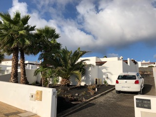 Private Villa to Rent Playa Blanca